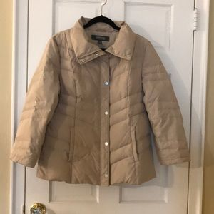 Kenneth Cole Reaction Fall Puffer Jacket Size L